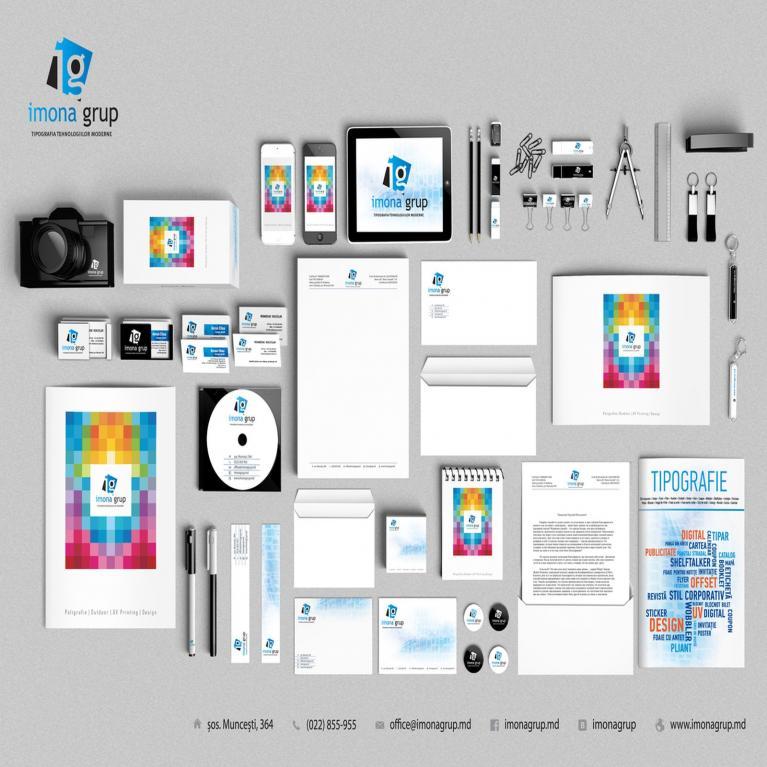 Design stil corporativ
