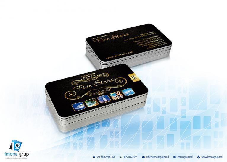 FiveStars card